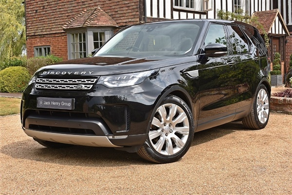 Land Rover Discovery TD6 HSE LUXURY Auto