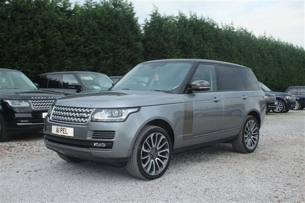 Land Rover Range Rover 4.4 SD V8 Autobiography Auto 4WD 5dr
