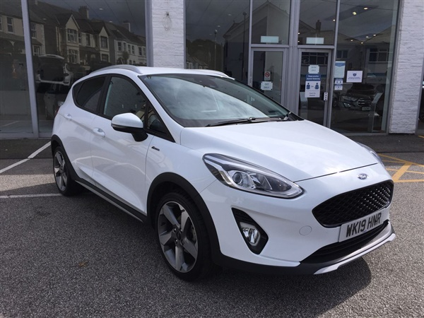 Ford Fiesta 1.0 EcoBoost 125 Active X 5dr