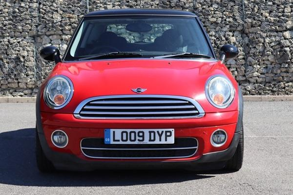 Mini Cooper Diesel One owner Chilli Pack only 74k miles
