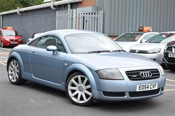 Audi TT 1.8 T quattro 2dr