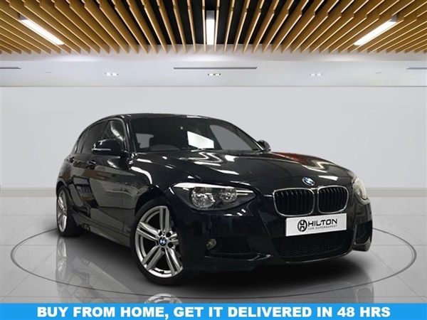 BMW 1 Series D M SPORT 5d 141 BHP Auto