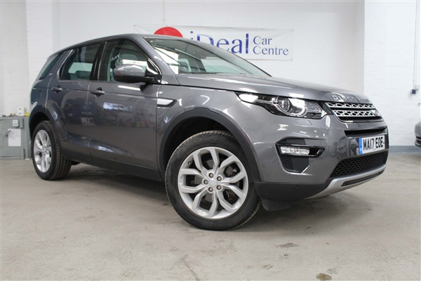 Land Rover Discovery Sport 2.0 TD4 HSE 7Seat 4WD (s/s) 5dr 7