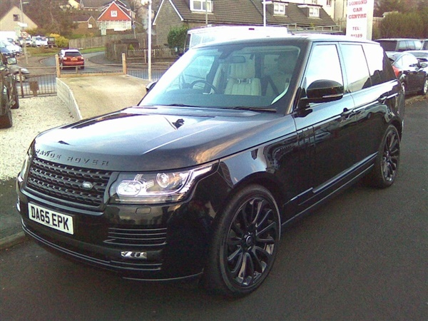 Land Rover Range Rover 3.0 TD V6 Vogue 5dr (start/stop) Auto