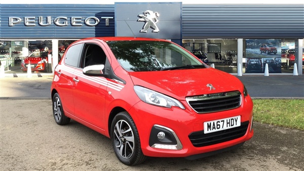 Peugeot  Collection 5dr Petrol Hatchback