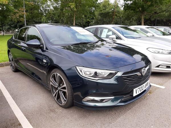 Vauxhall Insignia 2.0 Turbo D BlueInjection SRi VX Line Nav