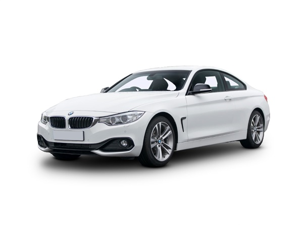 BMW 4 Series 420i xDrive M Sport 2dr Auto Coupe
