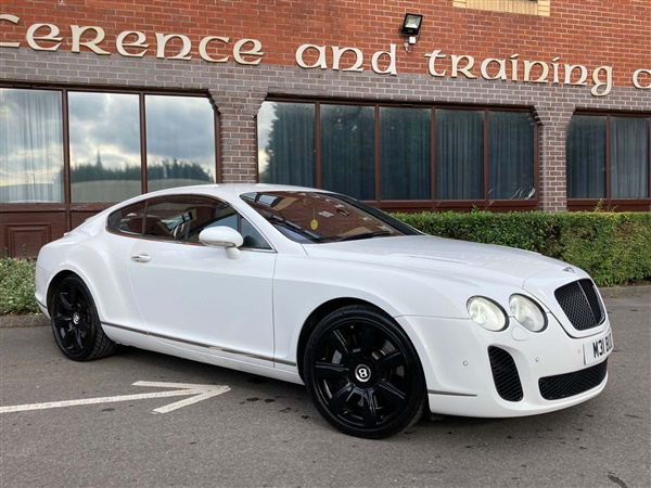 Bentley Continental 6.0 GT 2dr Auto