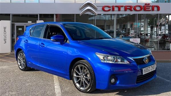 Lexus CT 200h 1.8 Luxury 5dr CVT Auto Hybrid Hatchback