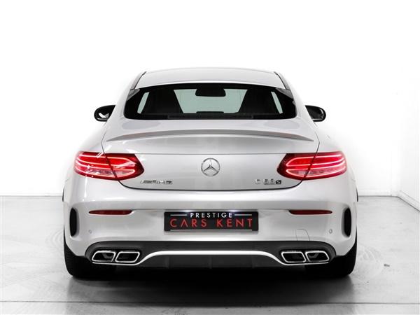 Mercedes-Benz C Class C63 S Premium 2dr Auto