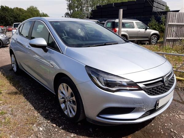 Vauxhall Astra 1.4i Turbo Energy 5dr