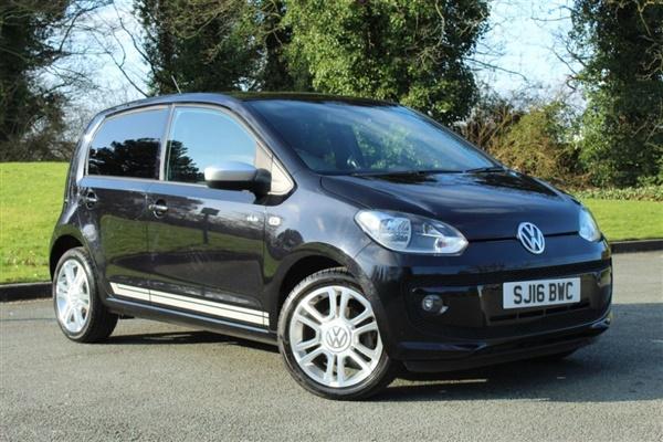 Volkswagen Up 1.0 Club Up 5dr Hatchback