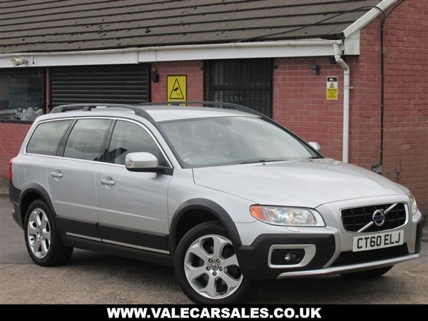 Volvo XC D5 SE LUX AWD (1 OWNER+FULL VOLVO HISTORY)