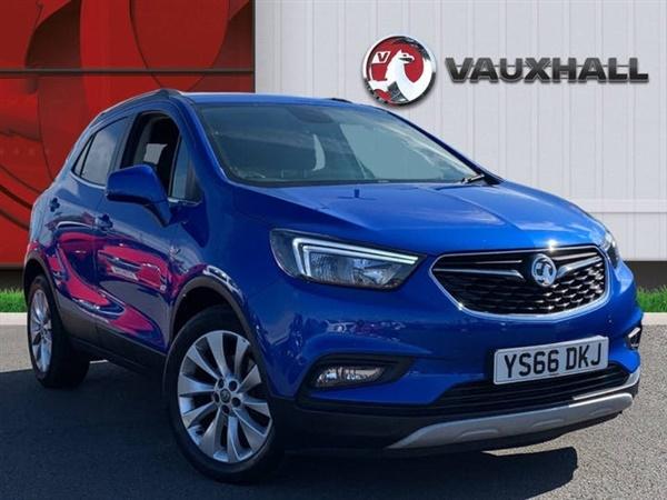 Vauxhall Mokka V TURBO ELITE 5DR 4WD