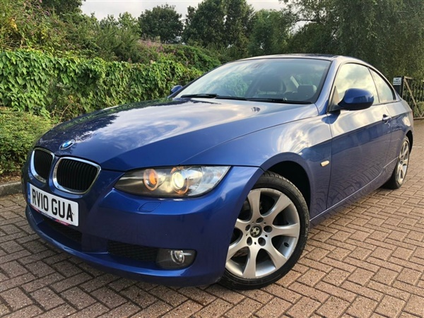 BMW 3 Series i SE Coupe 2dr Petrol Automatic (159