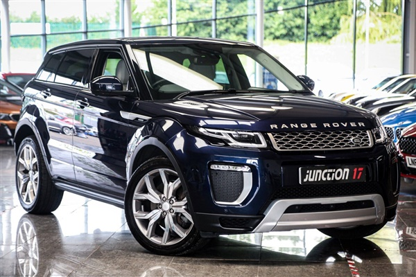Land Rover Range Rover Evoque 2.0 SD4 Autobiography Auto 4WD