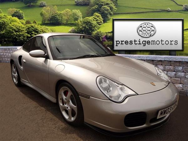 Porsche 911 TURBO MANUAL 2dr *****FULL PORSCHE MAIN DEALER