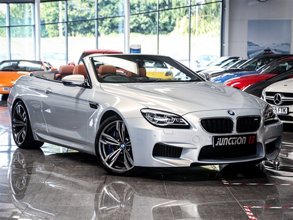 BMW 6 Series 4.4 V8 DCT (s/s) 2dr Auto