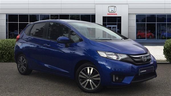 Honda Jazz 1.3 EX Navi 5dr CVT Petrol Hatchback Auto