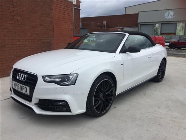 Audi A5 Tfsi S Line Special Edition Plus 1.8