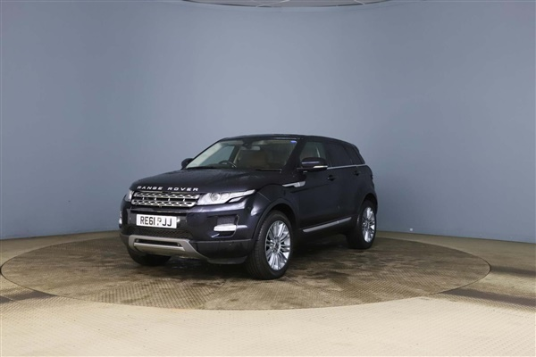 Land Rover Range Rover Evoque 2.2 SD4 Prestige AWD 5dr Auto