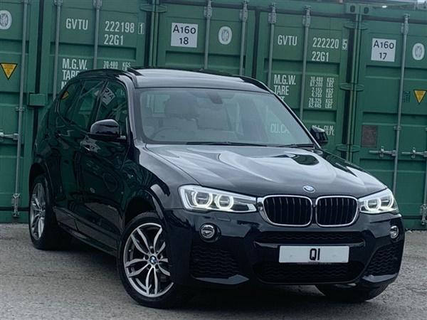 BMW Xd M Sport Sport Auto xDrive 5dr