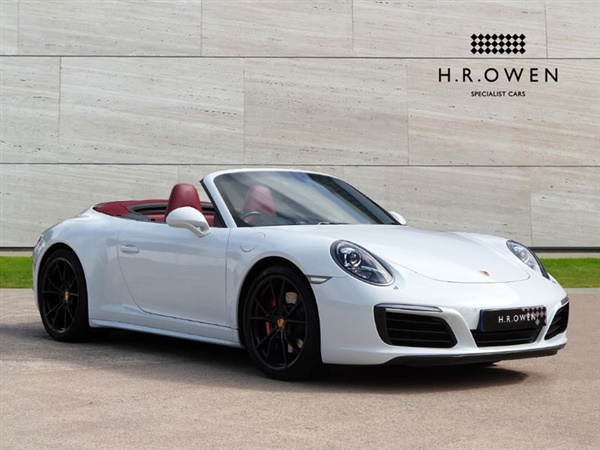 Porsche 911 S 2DR PDK Semi-Automatic