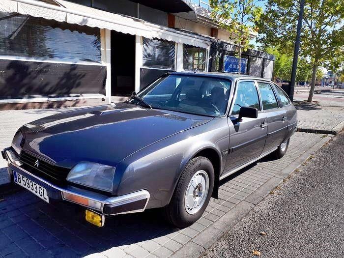 Citroën - CX 25 RD Turbo -
