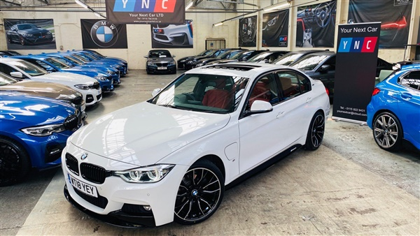 BMW 3 Series e 7.6kWh M Sport Auto (s/s) 4dr