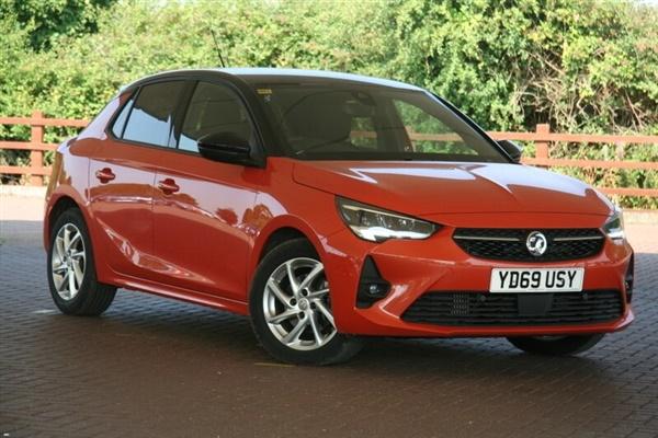 Vauxhall Corsa 1.2 Turbo SRi Nav Premium 5dr Hatchback