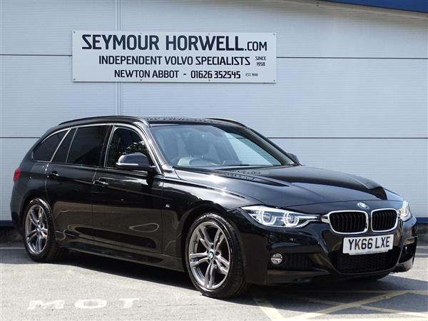 BMW 3 Series d M Sport Touring Auto (s/s) 5dr
