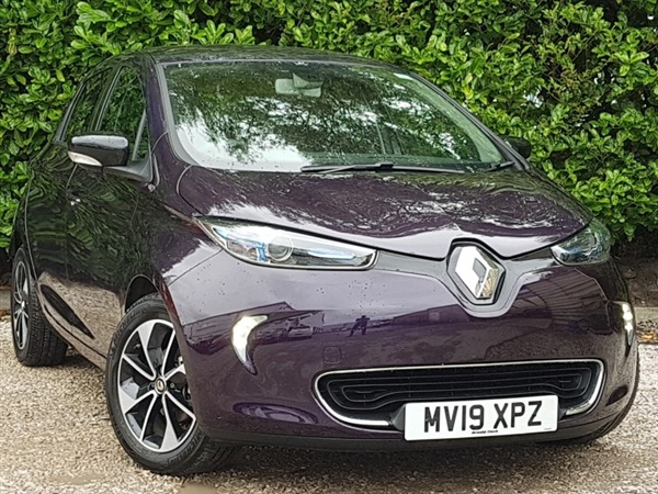 Renault ZOE Hatchback 80kW Dynamique Nav RkWh 5dr Auto