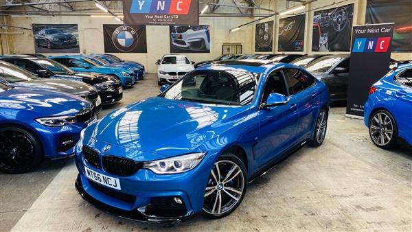 BMW 4 Series d M Sport Gran Coupe Auto xDrive (s/s)