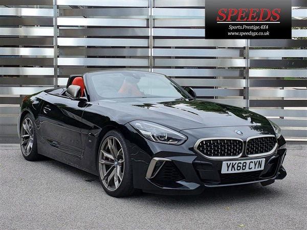 BMW Z4 M40i Auto sDrive (s/s) 2dr Convertible, HEAD UP + H/K