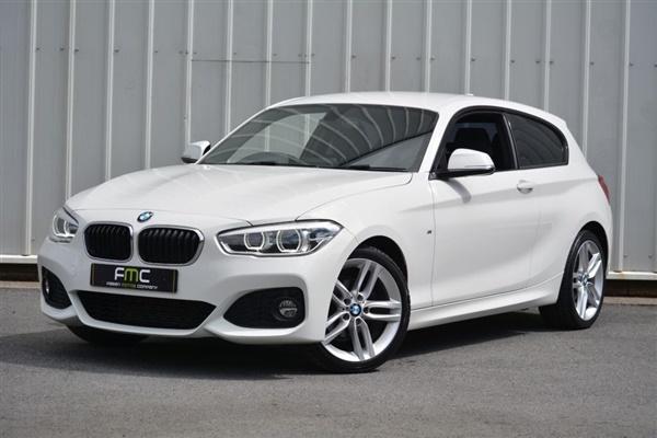 BMW 1 Series D M SPORT 147 BHP **Full BMW Service