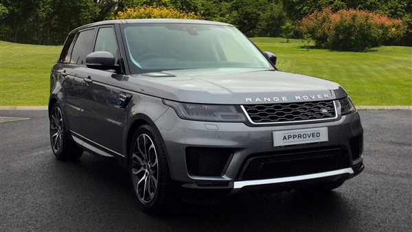Land Rover Range Rover Sport 2.0 P400e HSE 5dr Auto Estate