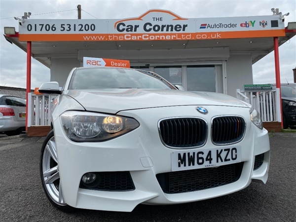 BMW 1 Series M SPORT used cars Rochdale, Greater Manchester