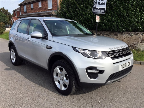 Land Rover Discovery Sport 2.0 TD4 SE TECH TURBO DIESEL 4X4