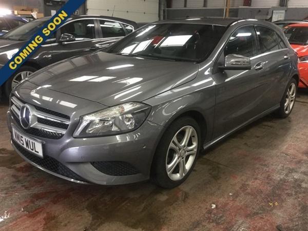 Mercedes-Benz A Class 1.6 A200 SPORT EDITION 5d 154 BHP