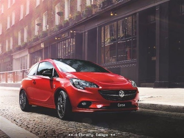 Vauxhall Corsa V LIMITED EDITION 3DR