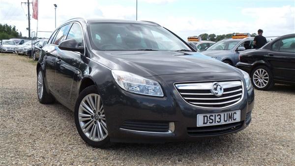 Vauxhall Insignia 2.0 CDTi 16v SE Nav 5dr