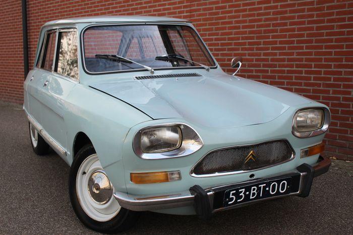 Citroën - Ami