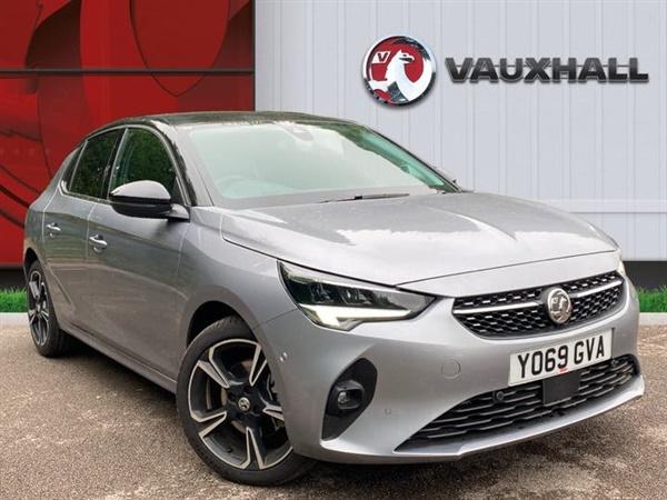 Vauxhall Corsa V TURBO ELITE NAV PREMIUM 5DR AUTO