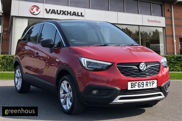 Vauxhall Crossland X 1.2T [130] Business Edition Nav 5dr