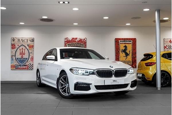 BMW 5 Series 5 Series 520d M Sport Saloon Saloon 2.0