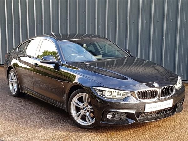 BMW 4 Series 420i M Sport 5dr Auto [Professional Media]
