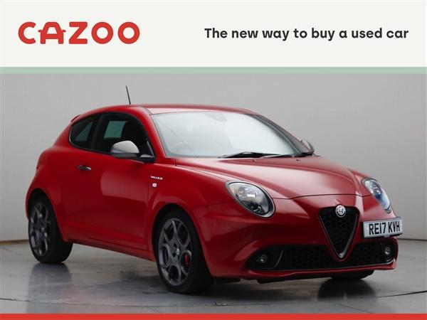 Alfa Romeo Mito 1.4L Veloce MultiAir TB Auto