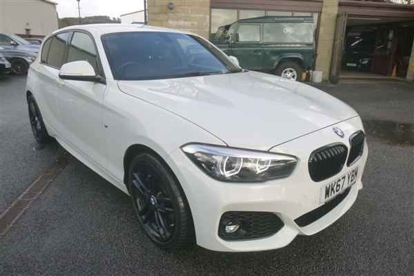 BMW 1 Series d M Sport Shadow Edition Sports Hatch