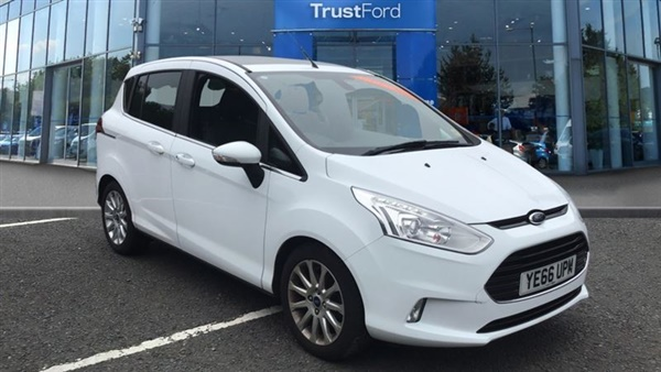 Ford B-MAX TITANIUM X- With Panoramic Glass Roof Manual