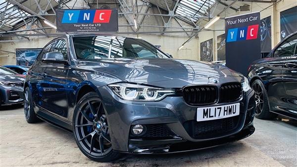 BMW 3 Series d M Sport Auto xDrive (s/s) 4dr